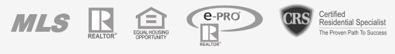 Multiple Listing Service - Realtor - HUD Equal Housing - ePro - CRS Certified Residential Specialist