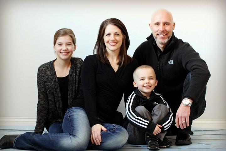 The Jack Brann Family 2016