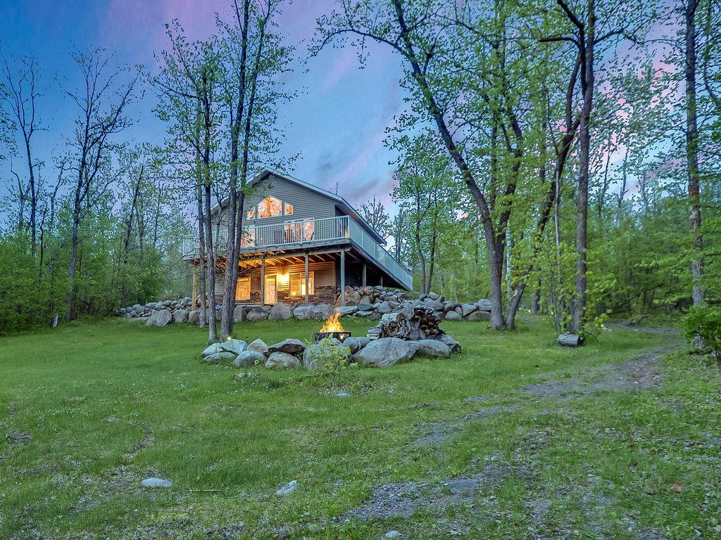 Park Rapids Lake Homes